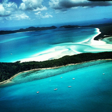 cM01 Hamilton Island: Paradise with a capital P